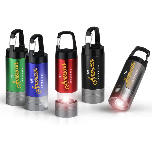 custom flashlights promotional items giveaways water bottles imprint